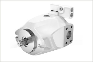 The new medium pressure pump LH30VO is distinguished by its dynamic and compact housing design.