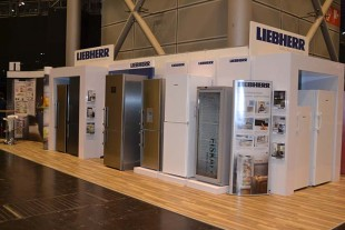 Liebherr manufactures refrigerator and freezer equipment for domestic and commercial purposes.
