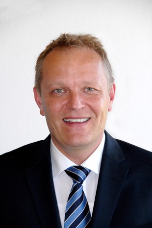 Andreas Böhm, CEO of Liebherr-International AG.