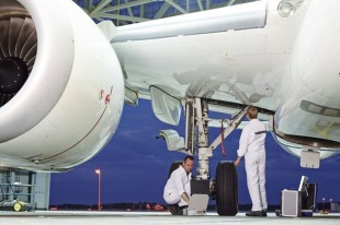 Liebherr-Aerospace offers outstanding customer support worldwide.