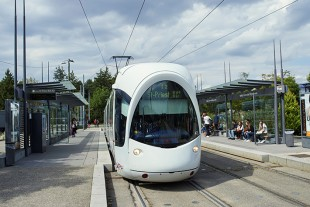 Liebherr maintains HVAC-systems on Citadis trams operated by Keolis Lyon