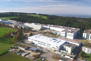 Liebherr-Aerospace Lindenberg GmbH in Germany - © Liebherr