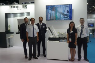 Liebherr injection technology in focus at Engine China 2017