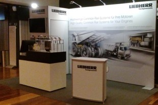 State-of-the-art fuel injection technologies by Liebherr on display in Aachen