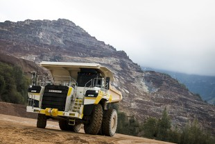 The Liebherr T 236 mining truck has recently started its first field operation trials at the Erzberg Iron mine in Austria.