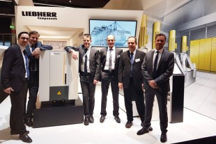 Liebherr Components showcases again its state-of-the-art technology at SPS IPS Drives 2017