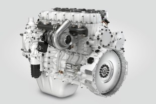 "New ""Stage V"" vertical diesel engine D966 by Liebherr for rail vehicles"