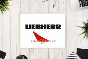 Liebherr is the winner of the Crestcom 2019 Global Leadership Award.