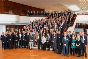 Participants of Liebherr-Aerospace Lindenberg's Suppliers' Conference 2019