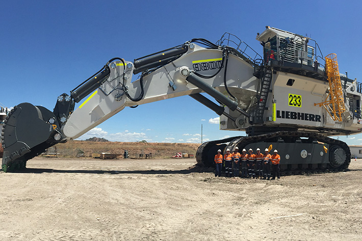 27 03 19 BHP's Mt Arthur Coal welcomes first 800 tonne