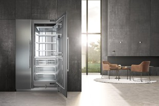 Sustainable food management: Monolith integrated refrigeration and freezer columns from Liebherr are equipped with BioFresh-technology, keeping food fresh for the longest period of time. These products were launched in the United States in 2018 and are scheduled to launch in Europe late 2019.