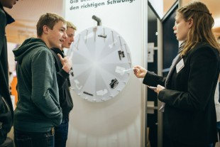 Start your career at Liebherr with individual career guidance at Bauma.