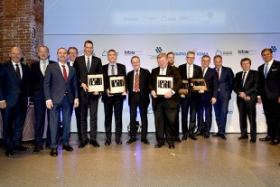 "The Bauma innovation Award was presented at the award ceremony in the former church ""Allerheiligenhofkirche"" in Munich on Sunday evening."