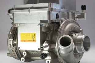 Prototype of an electrical turbo-compressor made by Liebherr – © Liebherr
