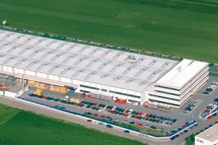 Liebherr-Transportation Systems' facility in Korneuburg (Austria)