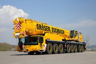 The new LTM 1550-8.1 from Gräser-Eschbach.
