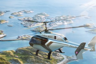 The VRT-500 helicopter will have the Liebherr environmental control system on board. - © VR Technologies