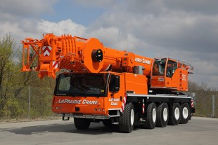 A further enlargement in LaPrairies' crane fleet: A new LTM 1130-5.1.