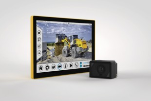 First time at Agritechnica: MDC3 digital smart camera and DC5 display controller.