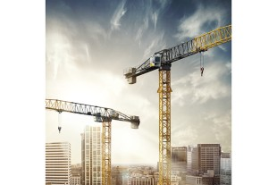 An addition to the NC-B series: The NC-B 12-70 is the largest crane of the Liebherr tower crane series.