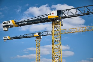 The new EC-B series from Liebherr sets new standards in terms of performance and design.