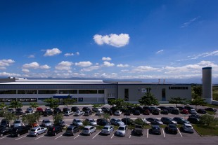 Liebherr-Aerospace Brasil facility in Guaratinguetá