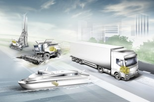 reThink & reFuel: Liebherr develops alternative injection concepts with H2 and E-Fuels