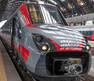 Liebherr HVAC technology on board the Trenitalia ETR 700 high speed trains enhances the travelling comfort. - © Trenitalia