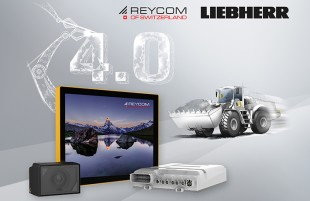 Next generation IoT solutions from the heart of Europe: Liebherr and Reycom.
