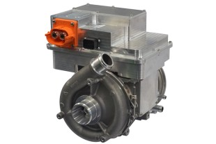 Liebherr electrical turbo-compressor