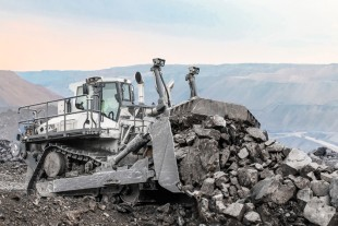 Since its market launch in 2016, the world's biggest hydrostatic dozer, the Liebherr PR 776, has been commissioned 100 times.