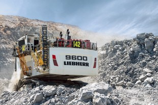 Liebherr Power Efficiency (LPE) enables up to 20% less fuel consumption.