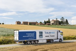 With CELSINEO high delivery reliability and high utilization of the trailer is ensured.