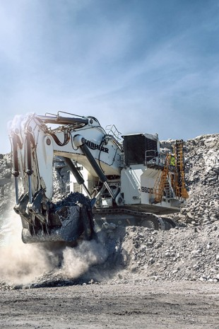 Bucket Filling Assistant is the first automation product to support the Liebherr hydraulic excavator portfolio.