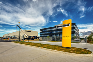 Liebherr USA, Co. headquarters in Newport News