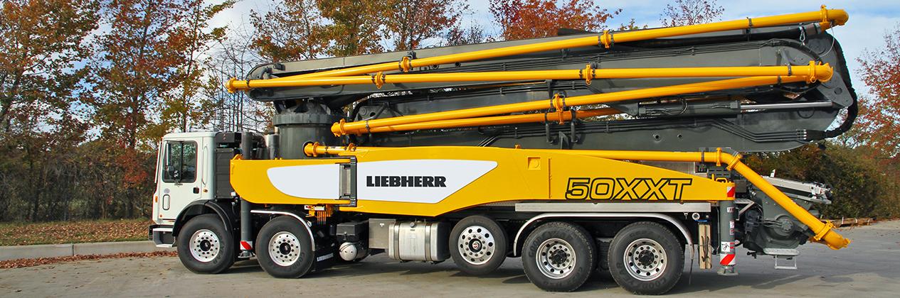 Liebherr in the United States - Liebherr