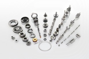 Broad parts spectrum from contract manufacture