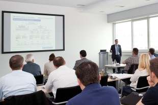 Seminar at Kempten training centre