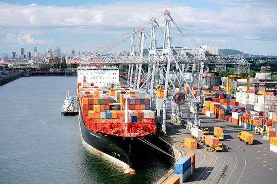 Ship to Shore Container Cranes - Liebherr