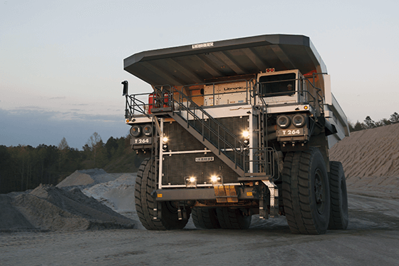 T 264 wins Mining Magazine Award