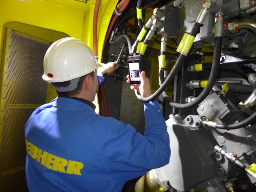 Troubleshoot Advisor Liebherr