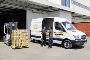 Our teams guarantee fast and reliable delivery
