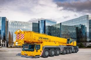 LTM mobile cranes - Liebherr