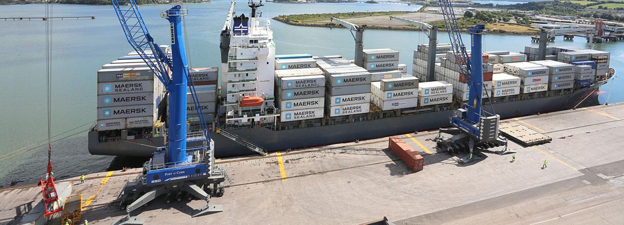 Liebherr Maritime Cranes - Liebherr