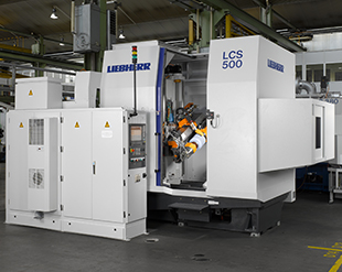 Gear cutting machines for the wind power industry